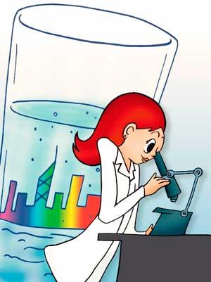 Анализ воды - на что обратить внимание