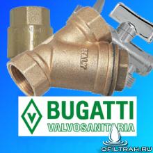 Сетчатые фильтры bugatti
